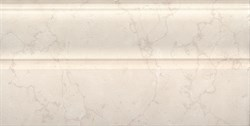 FMA002R Плинтус Белгравия беж обрезной 30х15х9 - фото 18412