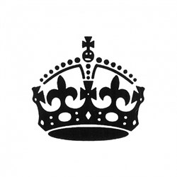 AD/A167/1146T Декор Итон Корона 9,9х9,9х7 - фото 18515