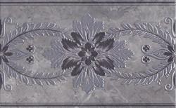 MLD/D04/6242 Декор Мармион серый 25х40х8 - фото 18562