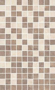 MM6267C Декор Мармион беж мозаичный 25х40х8 - фото 18567