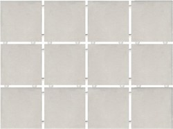 1270 Амальфи серый светлый, полотно 30х40 из 12 частей 9,9х9,9 9,9х9,9х7 - фото 20099
