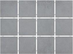 1271 Амальфи серый, полотно 30х40 из 12 частей 9,9х9,9 9,9х9,9х7 - фото 20100