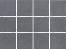 1290 Амальфи серый темный, полотно 30х40 из 12 частей 9,9х9,9 9,9х9,9х7 - фото 20102