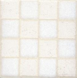 STG/B404/1266 Вставка Амальфи орнамент белый 9,9х9,9х7 - фото 20118