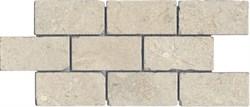 BR020 Бордюр Монте Авелла мозаичный 34,5х14,7х11 - фото 20596