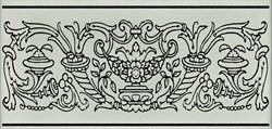 STG/F509/16009 Декор Авеллино 7,4х15х6,9 - фото 22097