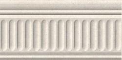 19021/3F Бордюр Золотой пляж светлый беж структурированный 20х9,9х6,9 - фото 24495