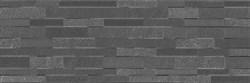 13055R Гренель серый темный структура обрезной 30х89,5х12,5 - фото 31471