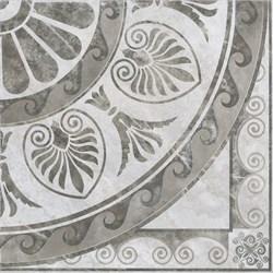 GR55/SG1118 Декор Триумф 1/4 розона 42х42 - фото 16985