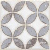 STG/A401/1266 Вставка Амальфи орнамент коричневый 9,9х9,9х7