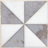 STG/A407/1266 Вставка Амальфи орнамент коричневый 9,9х9,9х7