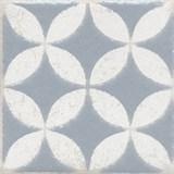 STG/C401/1270 Вставка Амальфи орнамент серый 9,9х9,9х7