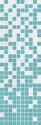 B171/2 Декор Искья мозаичный 25х75х9