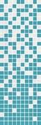 C171/2 Декор Искья мозаичный 25х75х9