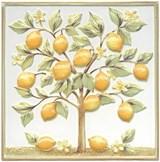 TLA001 Декор Капри Лимонное дерево 20х20х7