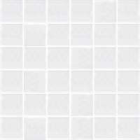 MM5252 Декор Авеллино белый полотно 30,1х30,1х7