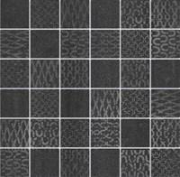 DD2008/MM Декор Про Дабл черный мозаичный 30х30х11