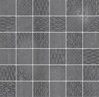 DD2009/MM Декор Про Дабл антрацит мозаичный 30х30х11