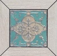 ID57 Вставка Меранти белый мозаичный 13х13х11