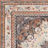 HGD/A174/SG1550L Декор Мраморный дворец ковёр угол лаппатированный 40х40х8