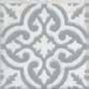 STG/C408/1270 Вставка Амальфи орнамент серый 9,9х9,9х7