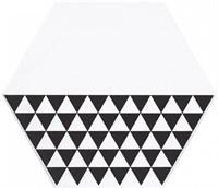 NT/A218/23000 Декор Буранелли треугольники 20х23,1х7