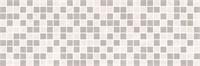 MM12114 Декор Город на воде мозаичный 25х75х9