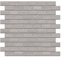 MM13039 Декор Грасси серый мозаичный 32х30х11