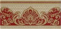 HGD/C103/11109R Бордюр Даниэли красный обрезной 30х14,5х9