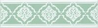 STG/D562/6307 Бордюр Петергоф зелёный 25х7,7х8