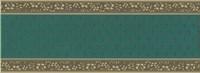 NT/B169/15074 Декор Фонтанка зелёный 15х40х8