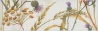SST/A04/12105R Бордюр Астория Птицы белый обрезной 25х8х9