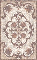 HGD\A231\6000L Декор Пантеон лаппатированный 25х40х8