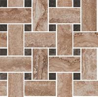 DL195/002 Декор Амбуаз беж мозаичный 32х32х11