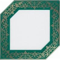 HGD/D250/18000 Декор Клемансо зеленый 15х15х6,9