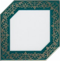 HGD/E250/18000 Декор Клемансо зеленый темный 15х15х6,9