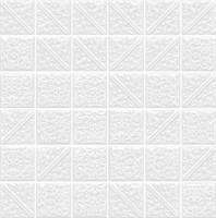 21023 Ла-Виллет белый 30,1х30,1х6,9