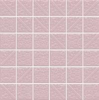 21027 Ла-Виллет розовый светлый 30,1х30,1х6,9