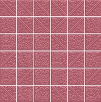 21028 Ла-Виллет розовый 30,1х30,1х6,9