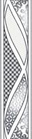 HGD/B314/13000R Бордюр Руаяль 30х7,2х11