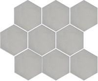SG1003N Тюрен серый, полотно 37х31 из 9 частей 12х10,4 12х10,4х7