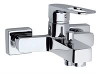 Смеситель хром Paini Flat KKCR1112SLMKM для ванны