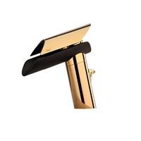 Смеситель золотой Paini Morgana 73OP306LZ для биде