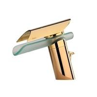 Смеситель золотой Paini Morgana 73OP306VR для биде
