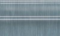 FMB018 Плинтус Пальмовый лес синий 25x15x15