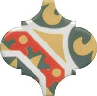 OS/A35/65000 Декор Арабески Майолика орнамент 6,5х6,5х7