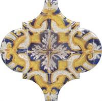 OP/A159/65000 Декор Арабески Майолика орнамент 6,5х6,5х7