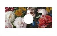 PL1.VT95\100 Спец. изделие для накладных раковин 100 см Парк Роз (Флауэрс)