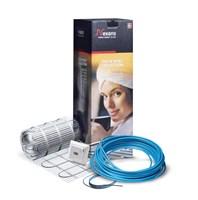 MILLIMAT/150 600W -  (4 m2)  двухжильная кабельная сетка для полов уменьшенной толщины на клеевой основе