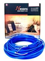 TXLP/1 1000/17 комплект одножильного нагревательного кабеля с алюминиевым экраном (58,8 п.м.)